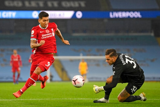 Man City Held 1-1 By Liverpool In Premier League