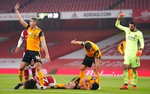 Premier League: Wolves Say Raul Jimenez Had Surgery For A Fractured Skull