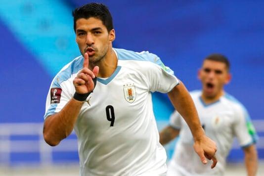 Uruguay's Suárez And Muñoz Test Positive For Virus
