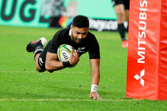 All Blacks At Full Strength For Argentina In Tri-Nations