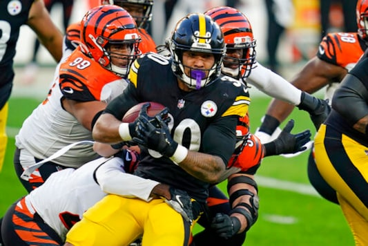 First-world Problems: Unbeaten Steelers Looking For Run Game