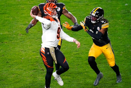 Bengals Fall Back To Reality In Blowout Loss To Steelers