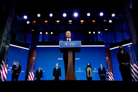 Biden Seeks Swift Cabinet Votes, But GOP Senate Stays Silent