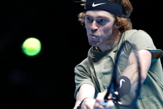 Rublev Beats Already-qualified Thiem At ATP Finals