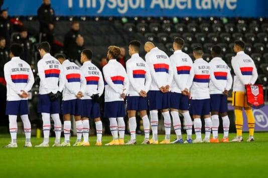 Reyna Follows Dad, Mom, Among 6 Debuts As US Ties Wales 0-0