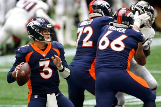 Lock, Broncos Run Out Of Time For Another Comeback Bid