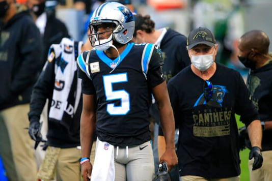 Stafford, Bridgewater Both Questionable For Lions-Panthers