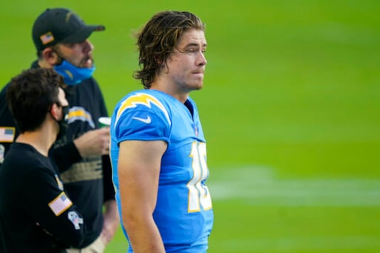 Chargers Frustrated After Third Straight Loss Has Them 2-7