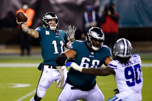 Eagles Seek To Continue Dominance Over Giants In NFC East