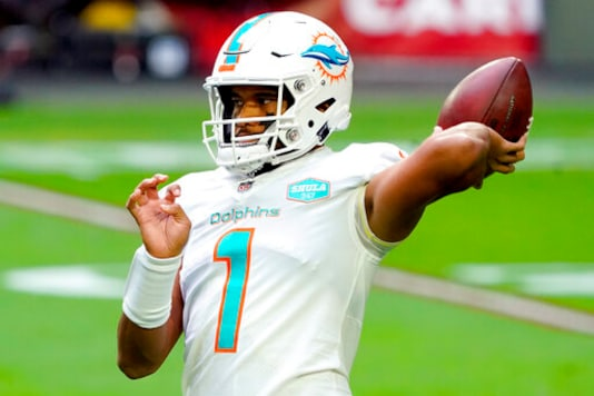 Tua Approaches Injury Anniversary Grateful To Be With Miami