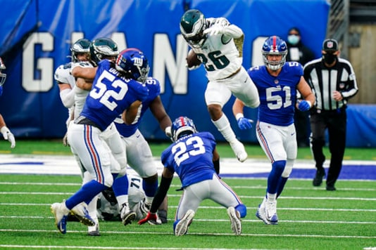 Bye Week Didn't Solve Any Of Eagles' Problems