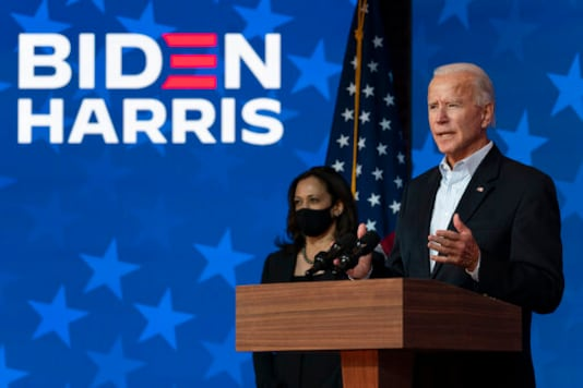 Not Waiting: Biden Transition Team At Work Amid Limbo