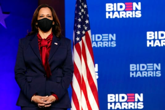 Harris Becomes First Black Woman, South Asian Elected VP