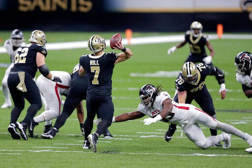 Saints Exhibiting Depth, Chemistry, Execution In All Phases