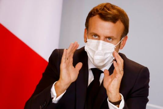 Macron Speaks With CEOs To Promote Investment In France