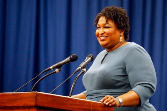 Stacey Abrams Credited For Boosting Democrats In Georgia