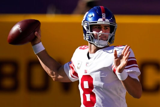 Record Not Good, But Young Giants Improving Under Joe Judge
