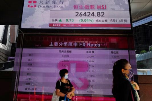 Asian Stocks Higher After Wall Street Falls On Virus Worries