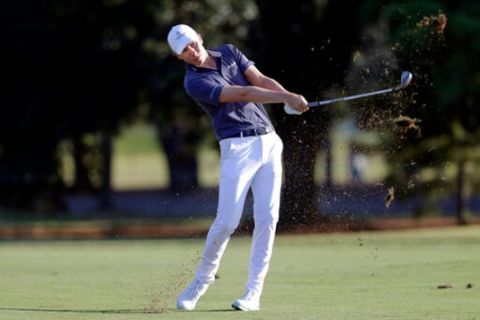 Jason Day In Contention In Houston Open On Eve Of Masters