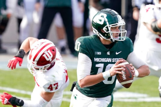 Uncertainty Returns To Michigan State's QB Situation