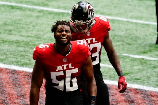 Falcons Need Pass-rush Boost With Fowler On COVID-19 List
