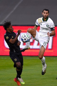 Late Villafana Goal Gives Timbers A 1-1 Draw With LAFC
