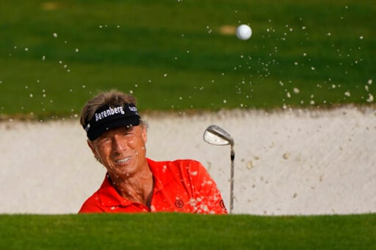 Johnson Joins Masters Lead After Round Of Record Scoring