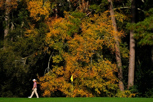 The Latest: Masters Does Away With 10-shot Rule