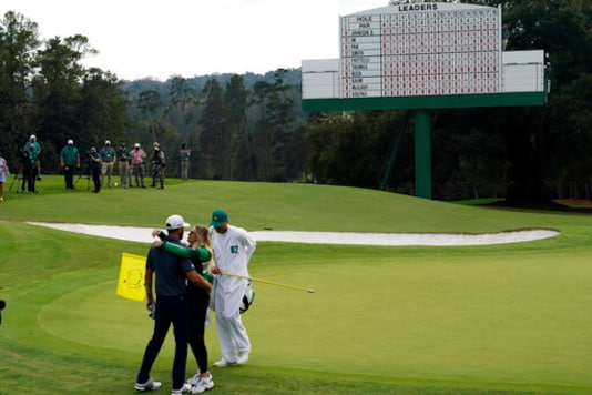 Column: Green Jacket Fits As Well In November As In April