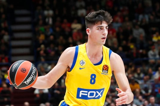 Israeli Teenager Deni Avdija Drafted By Washington Wizards
