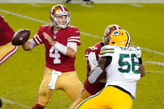 49ers Get Needed Good News With Negative Test For Bourne