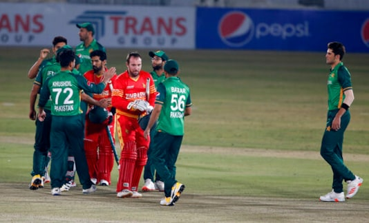 Zimbabwe Confidence High After ODI Win For Pakistan T20s