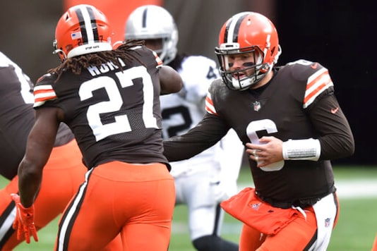 Browns Place QB Baker Mayfield On COVID-19 List During Bye