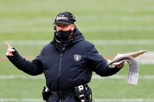 Gruden Defends Raiders On Coronavirus Despite Latest Penalty