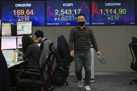 Asian Shares Mixed Amid Tug Of War Between Hope, Fear