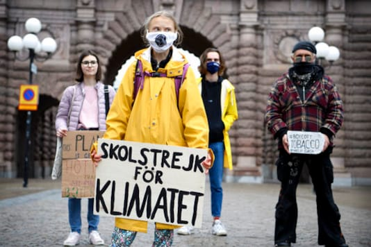 Greta Thunberg On 2 Very Surreal Years Of Protest And Fame