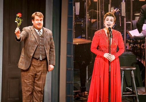 James Corden, Lea Salonga Return To Happier Theatrical Days