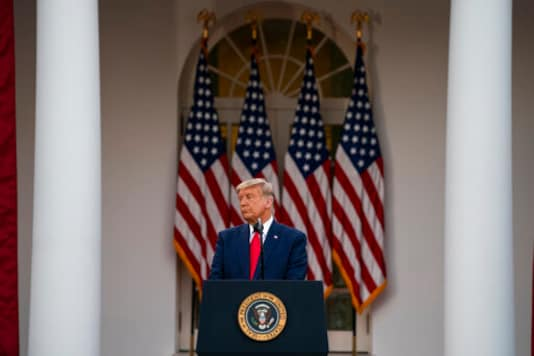 Trump Seems To Acknowledge Biden Win, But He Won't Concede
