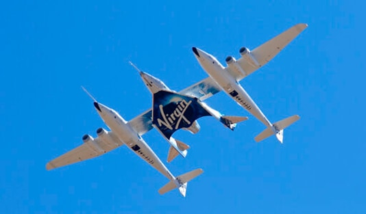 Virgin Galactic Plans 1st New Mexico Space Launch This Month