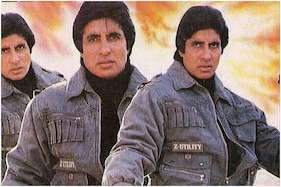 Amitabh Bachchan Shares Unseen Photo from 'Film That Never Got Made'