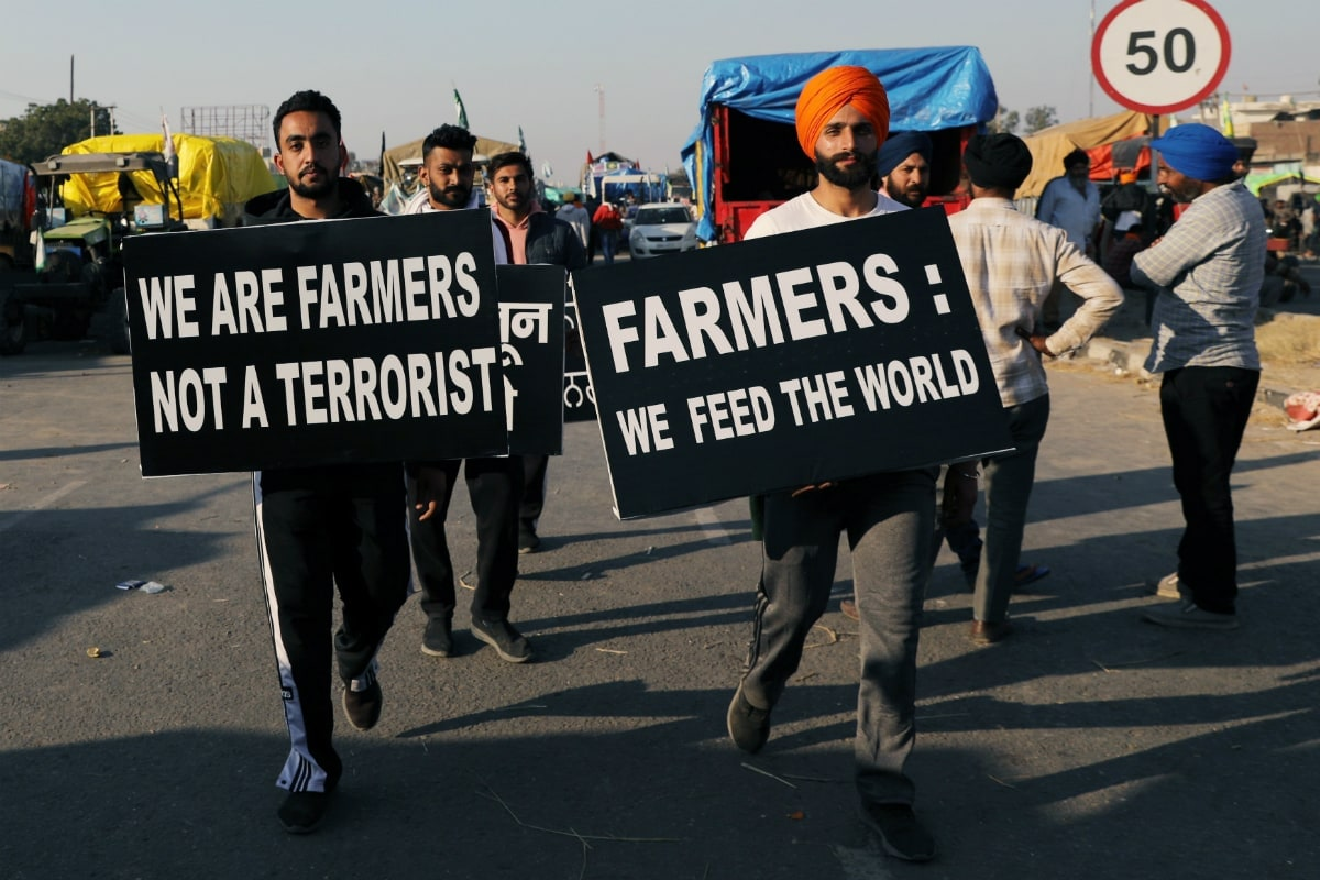 Farmers' Protest: Misguided Stir Run by Self-serving Leaders That is  Helping Opposition Further its Ends