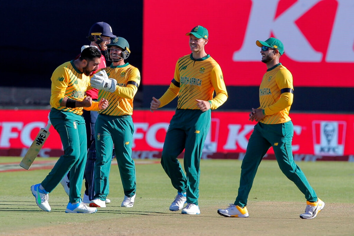 South Africa Take Last-minute Chartered Flight to Pakistan; T20I Series Under Cloud Due to Covid-19 Protocols