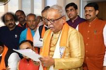 Gujarat BJP MP Abhay Bharadwaj Passes Away During Covid-19 Treatment in Chennai, PM Pays Tribute