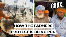 From Langar to Tractor Beds: What Life Inside The Farmers Protest Camp Looks Like