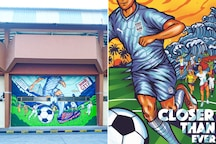ISL 2020-21: Mumbai City FC Unveil Mural, Banner Celebrating their Fans and the City