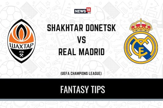 SHA vs RM Dream11 Team Prediction UEFA Champions League 2020-21 Group B match, Shakhtar vs Real Madrid - Playing XI, Football