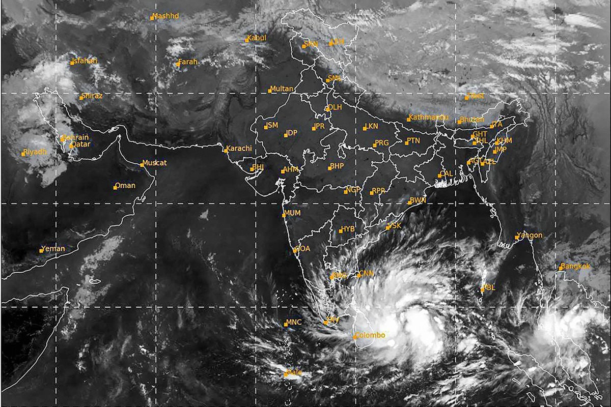Another Cyclone Threatens India; Bengal, Odisha Brace for 'Amphan-like' Storm, Officials on Alert