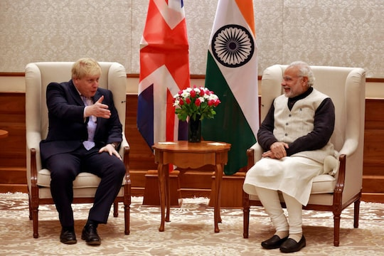 UK Invites PM Modi to Attend G7, Boris Johnson Likely to Visit India Ahead Of Summit
