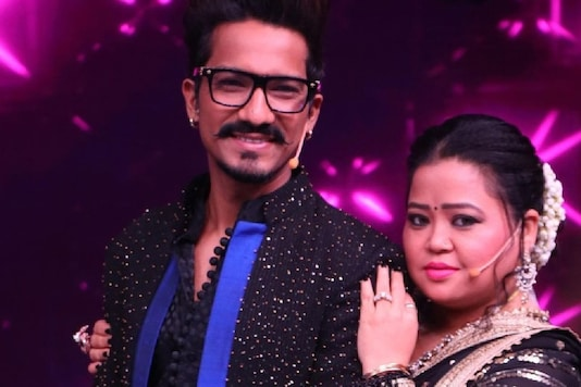 Bharti Singh Shares Pictures with Husband Haarsh Limbachiyaa, Hints at 'Being Tested'