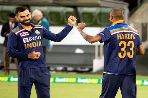 India vs Australia.